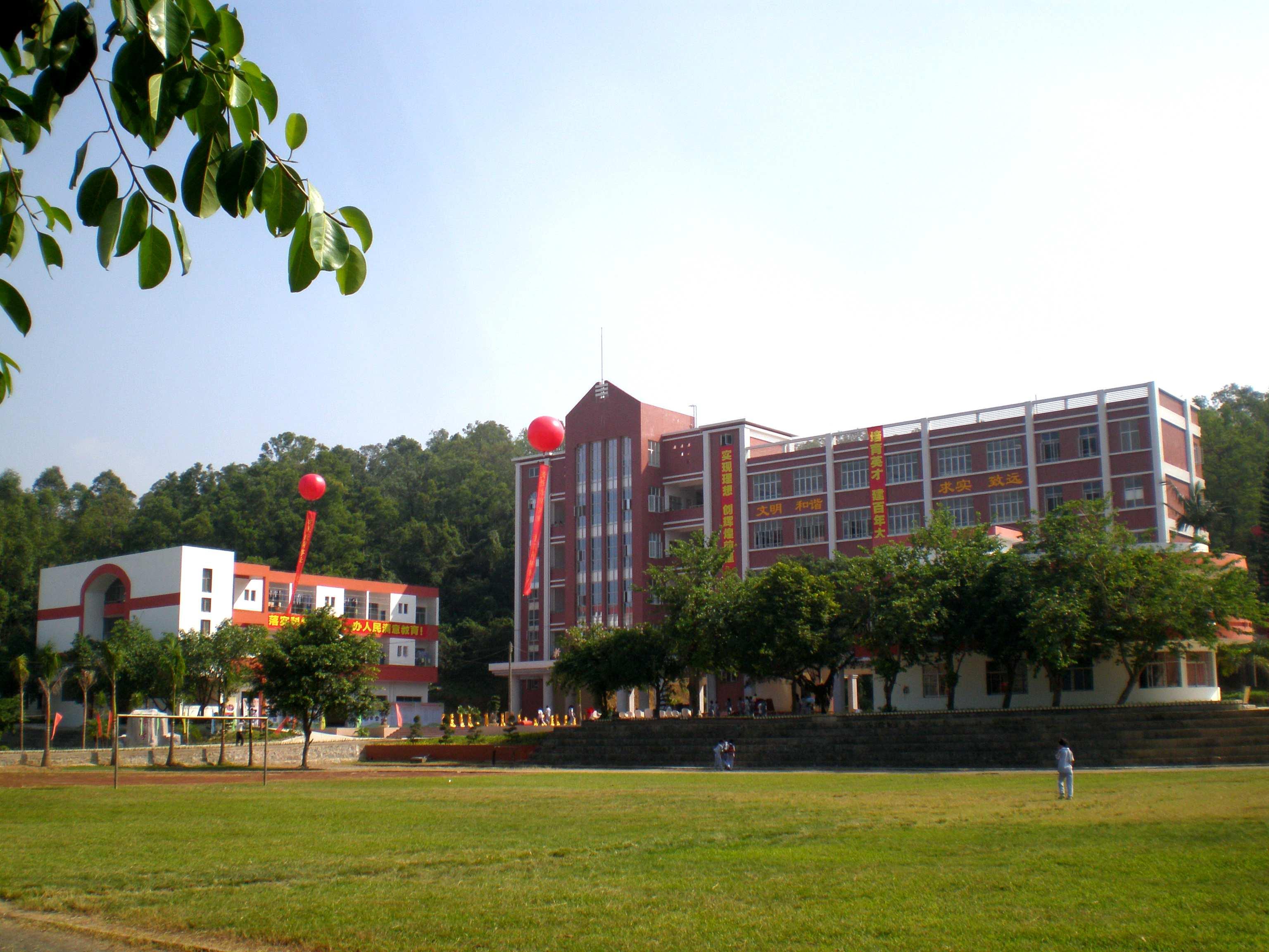珠海市金湾区小林中学